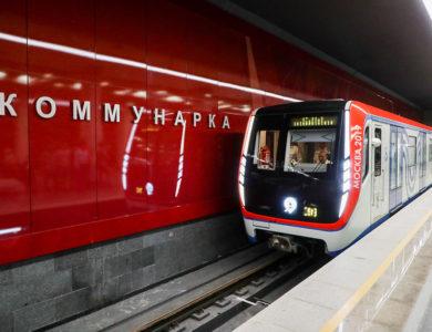 Коммунарскую линию метро продлят на шесть станций