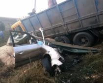 В крупном ДТП под Курском погибли пять человек