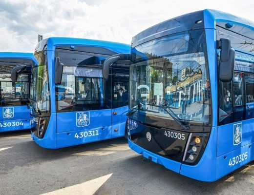 Власти Москвы потратят 17 млрд рублей на закупку 300 электробусов