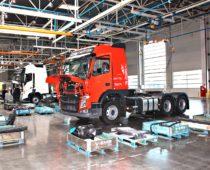 Volvo Group запустит в Калуге производство грузовиков на газу