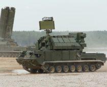 Зенитчики на Кубани выполнили электронные пуски из ЗРК «Тор-М2У»