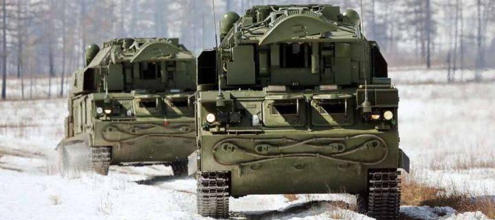 В Ростовской области ЗРК «Тор-М2» отразили условный воздушный удар