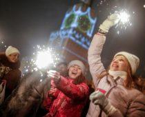 Встретить Новый год в Москве можно будет на более чем 100 площадках