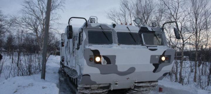 Дивизион зенитных комплексов «Тор-М2ДТ» заступил на боевое дежурство в Арктике