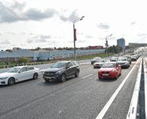 Открыт дублёр Варшавского шоссе Москвы