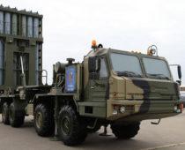 «Алмаз-Антей» передал военным первый комплект ЗРС С-350 «Витязь»