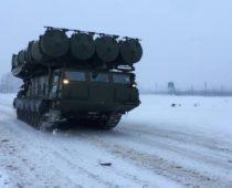 Зенитные ракетные системы С-300В4 встанут на защиту восточных рубежей РФ