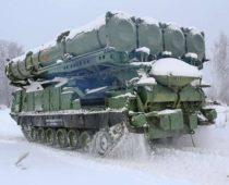 Зенитная бригада с комплексами ПВО С-300В4 сформирована на юге России