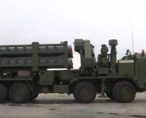 Военные выполнили первые стрельбы из ЗРК С-350 «Витязь»