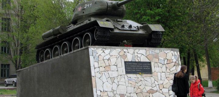 В Тульской области к 75-летию Победы появятся мемориалы с бронепоездом и Т-34