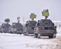 В Московской области проверили боеготовность зенитных комплексов «Тор-М2У»