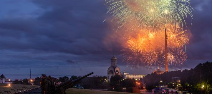 Салют в честь освобождения Варшавы будет дан в пятницу в Москве