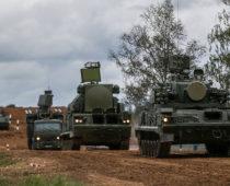 Расчеты ПВО отразили нападение условного противника под Волгоградом