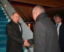 Путин в Стамбуле примет участие в церемонии запуска «Турецкого потока»