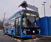 В 2020 году КАМАЗ и ГАЗ поставят Москве 300 электробусов