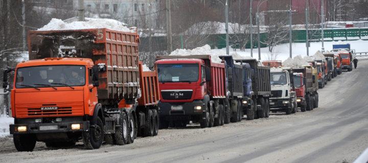 На востоке Москвы построят снегоплавильный комплекс