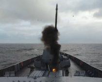Зенитный комплекс «Полимент-Редут» испытали на фрегате «Адмирал Касатонов»