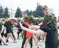 Вальс Победы может стать новой традицией празднования 9 мая в Подмосковье