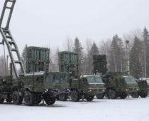 ВКС получили первый зенитный ракетный комплекс С-350 «Витязь»