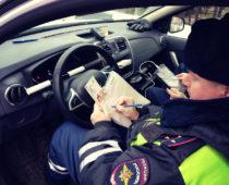 Более ста пьяных водителей задержали в Подмосковье в выходные дни