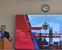 Отборочный этап конкурса «Перспективные решения» состоялся в Военной академии войсковой ПВО