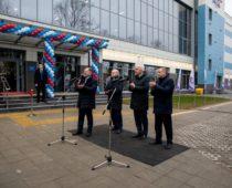 Спортивный комплекс «Алмаз – Антей» открыт в Петербурге после реконструкции