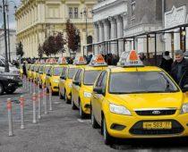 Система контроля за таксистами заработает в Москве в 2020 году