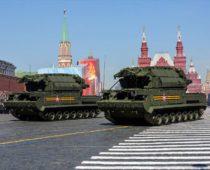 ЗРК «Тор-М2» примут участие в параде Победы в Москве