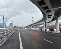 В Москве одновременно строится 30 эстакад, мостов и автотоннелей