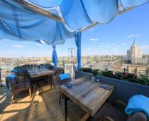 Более трех тысяч летних кафе откроют в Москве
