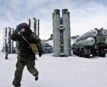 Системы С-400 защитили Севморпуть от нападения условного противника