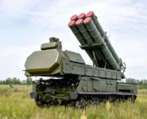 Новейшие ЗРК «Бук-М3» выполнили боевые пуски на учениях под Астраханью