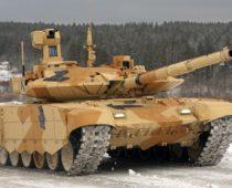 На параде Победы в Москве  впервые покажут танки Т-90М