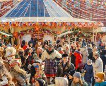 Фестиваль «Московская Масленица» посетили более 5 млн человек