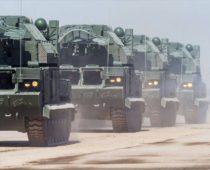 Расчеты ЗРК «Тор-М2» уничтожили авиацию условного противника в Подмосковье