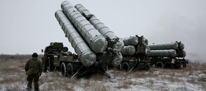 Системы ПВО С-300ПС заступили на боевое дежурство для охраны Арктики и Севморпути