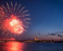 Артиллерийские салюты пройдут в шести городах ЗВО в День Победы