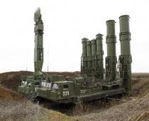 На Кубани прошла тренировка расчетов систем ПВО С-300В4