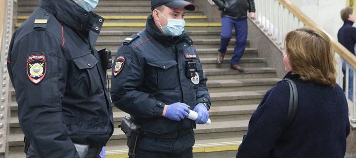 Обязательный масочный режим введен в Тверской области