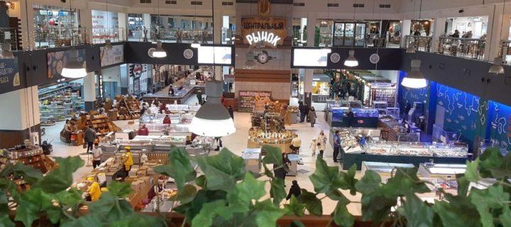 Рынки и розничные магазины возобновляют работу в Воронежской области