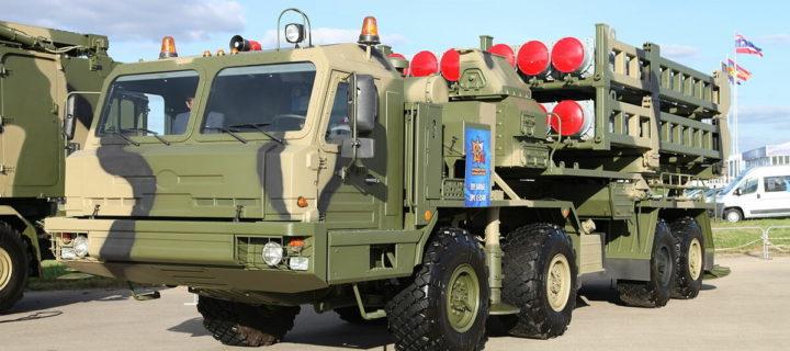 В Минобороны РФ определили план поставок в войска новейших ЗРК С-350