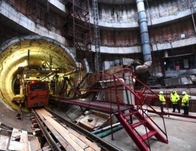 К 2035 году в новой Москве построят 25 станций метро