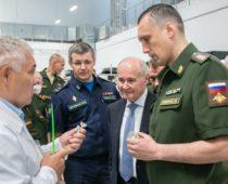 На ИЭМЗ «Купол» состоялось совещание по вопросам диверсификации продукции ОПК
