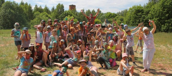 В детских лагерях Подмосковья летом планируют организовать две смены