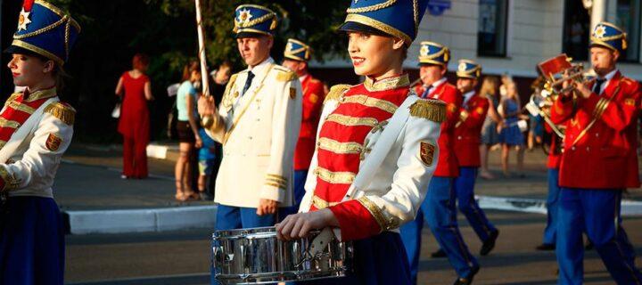 В Белгородской области разрешили проведение уличных праздников