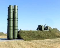 Зенитные ракетные системы С-400 отразили условную воздушную атаку на Москву