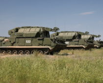 Под Волгоградом проверили боеготовность ЗРК «Тор-М2»