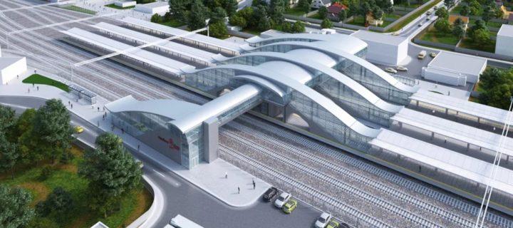 Вокзал «Нахабино» открылся после масштабной реконструкции