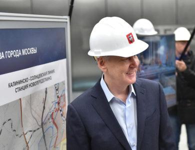 До конца года в Москве введут почти 25 км линий метрополитена