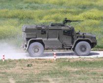 Боевую машину «Тайфун-ПВО» представят на форуме «Армия-2020»